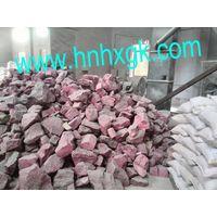 Pink fused alumina