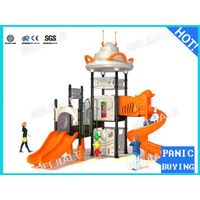 2014 Hot Design Outdoor Playground Equipment UFO-008