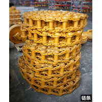 Bulldozer &Excavator track link assy for sale thumbnail image