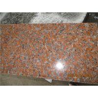 Granite tiles-Maple red