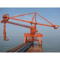 bucket chain ship unloader