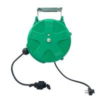 Retractable cable reel Auto retractable water drum Automatic telescopic wall-mounted hose reels thumbnail image