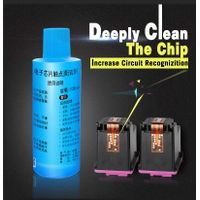 printing cleaning solution liquid cleaner to protect the surface of chips circut
