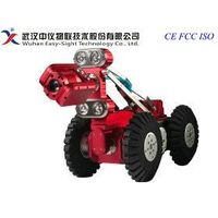 pipe inspection robot/crawler