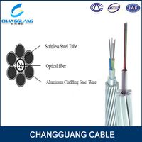power elctricity OPGW cable