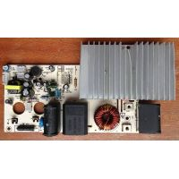 built-in induction hob PCB