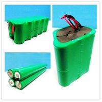 Weidong 3.6v 2500mAh power battery/nimh battery