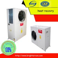 scroll Type Air Cooled Water Chiller for home use