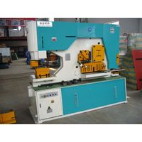 Q35Y Series Hydraulic Iron Worker