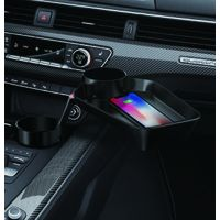 CUPLUS2 Car Cupholder & tray with wireless charger thumbnail image