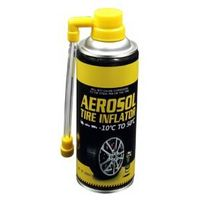 C450ml Aerosol Tire Inflator for Emergency Use
