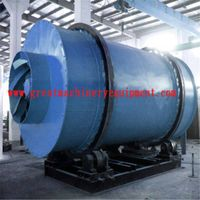 Rotary drum dryer  for sawdust/coal powder thumbnail image