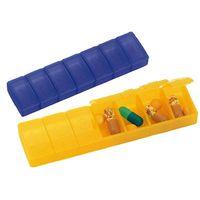 Plastic Pillbox HS10D thumbnail image