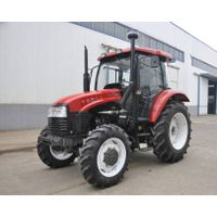 Good Quality Wheel Tractor 110 hp (4WD)