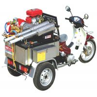 Motor Cycle Disinfection System IZ-1000W thumbnail image