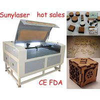 100W Wood Laser Cutting Machine with Ensured Quality