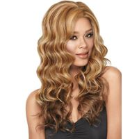 Gorgeous Long Layered Goddess Waves Wig