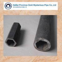 Round and Hexagonal seamless steel tube