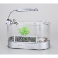 KangWei KW-2012A led plant lighting wall hanging aquarium fish bowl heater
