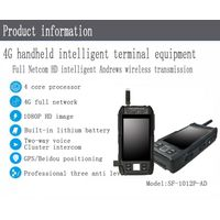 4G Hand-held Video Transmitter,Emergency Command Device,Wireless HD Image Transmitter thumbnail image
