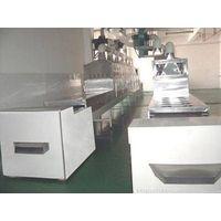 microwave food sterilization machine for tea