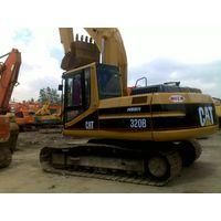 used excavator 320B,CAT 320B for sale thumbnail image