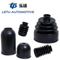 Automotive Rubber Parts Boots Grommets Bushings China Manufacturer IATF 16949:2016 Certified
