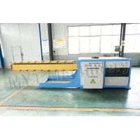Spiral Round Flat Oval Duct Machine