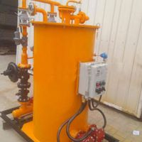 industrial LNG electric heater Liquefied Natural Gas electric heater manufacturer thumbnail image