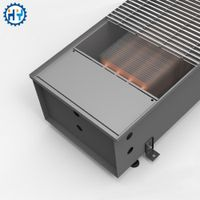 Lager Building Floor Natural Convector