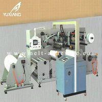 Hot Melt Adhesive Coating Machine Controlled by Servo Motor thumbnail image