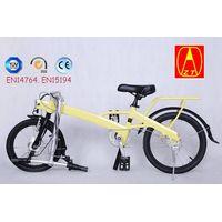 TDR12Z Folding e-bike
