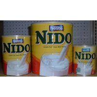 Full cream nido milk powder