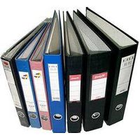 Office and school paper cardboard file folders
