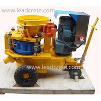 LSZ3000V new dry/wet-mix shotcrete machine