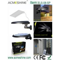 IP65 Rotatable and Detachable Emergency Solar Security Solar Led Billboard Light with Solar and DC C