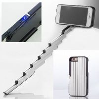 mobile phone case most popular selfie stick with bluetooth shutter button