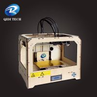 Dual extruder 3d printer ,cheap 3d printer in china