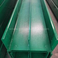 Carbon Steel / Glass Fiber Reinforced Plastic Composite Cable Traycomposite cable tray thumbnail image
