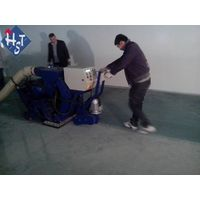 Portable road surface/Traffic lines shot blasting machine environmental protection