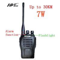 handheld transceiver HLT-666 <7W/2W power shift,3-30km range, voice scrambler>