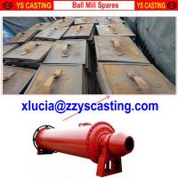 ISO certification ball mill spare parts