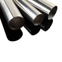 welded stainless steel pipe ASTM A554 thumbnail image