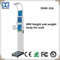 DHM-15A electrical and electronics measuring instruments Body water/Muscle mass/Bone mass Height and