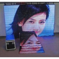 FLC-2500,p20mm,Soft LED curtain display screen by MSN:huasunledsales@hotmail.com thumbnail image