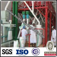 flour milling machine for wheat/maize/corn/grain