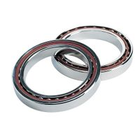 angular open contact ball bearings Fully Stocked Cylindrical Thrust Roller Bearing 81126