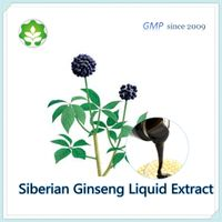liquid extraction type siberian ginseng extract