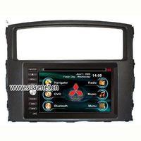 "Mitsubishi Pajero/MOUTERO 6.2""in Car entertainment system DVD Player GPS navi TV"