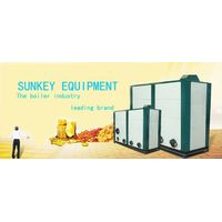 SUNKEY hot sale automatic industrial biomass hot blast furnace thumbnail image
